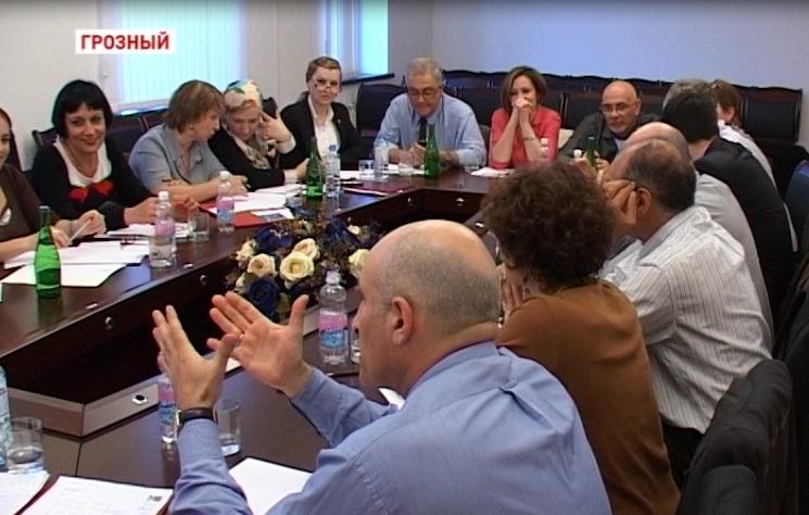 Израильские врачи делятся опытом с чеченскими коллегами
