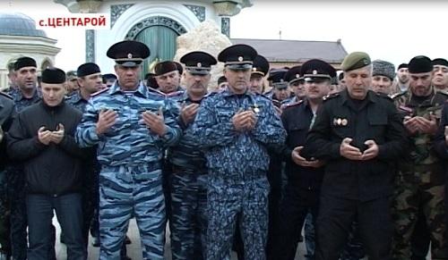 В Чеченской Республике почтили память первого Президента ЧР, Героя России Ахмата-Хаджи Кадырова