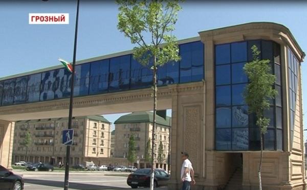 Проблема подземных и надземных переходов в Грозном решена
