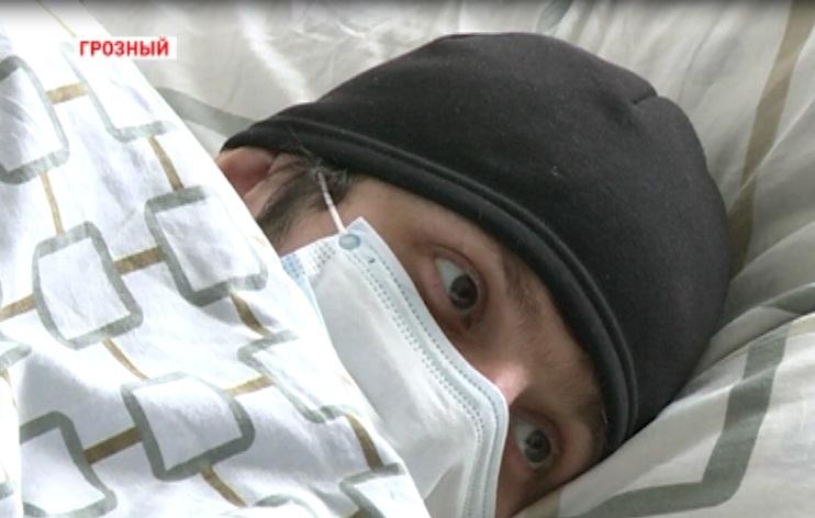 Помощь больному от Регионального общественного фонда им. А-Х. Кадырова