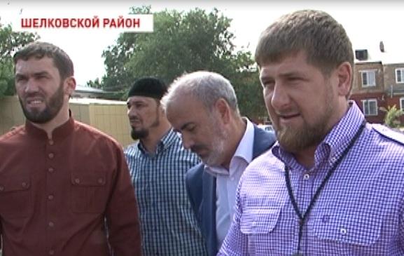 Глобальные стройки в Шелковском