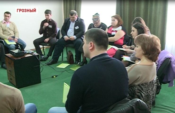 В Грозном встретились волонтерские движения Северного Кавказа