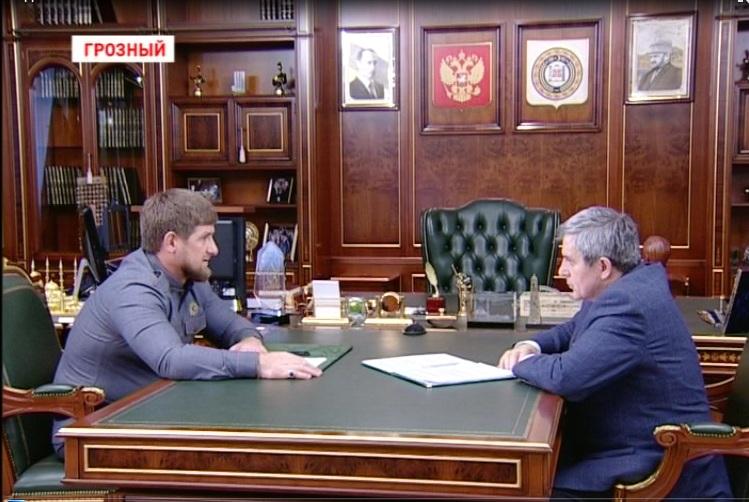 Р. Кадыров: Необходимо развивать межрегиональные отношения