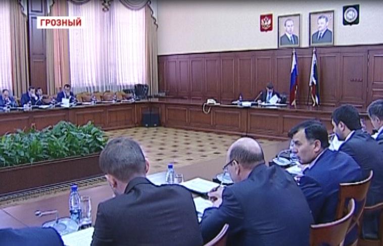 В Правительстве Республики состоялось очередное заседание кабинета министров